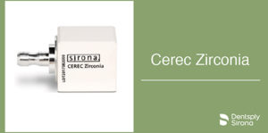 Cerec Zirconia
