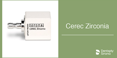 Cerec Zirconia