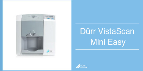 Dürr VistaScan Mini Easy