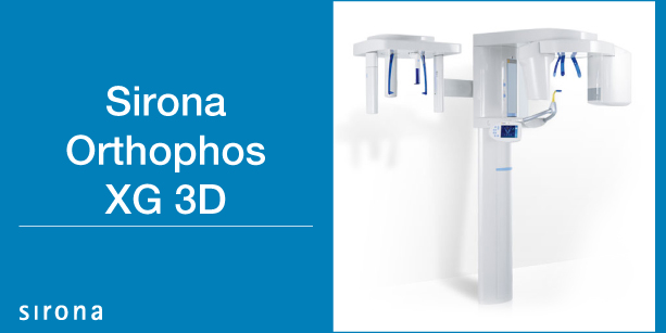 Orthophos XG 3D
