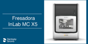 Fresadora inLab MC X5