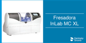 Fresadora inLab MC XL