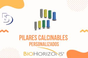 Pilares Calcinables Personalizados