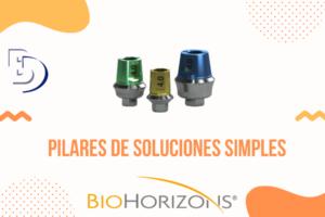 Pilares de soluciones simples