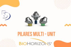 Pilares Multi – Unit