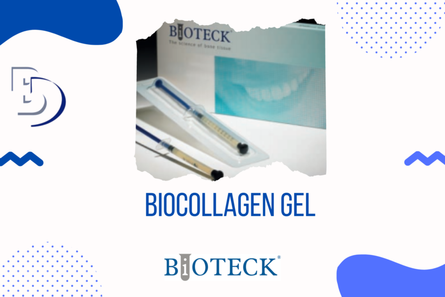 Biocollagen gel