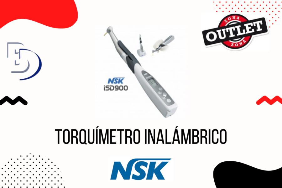 Torquímetro Inalámbrico ISD900