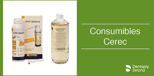 Consumibles CEREC